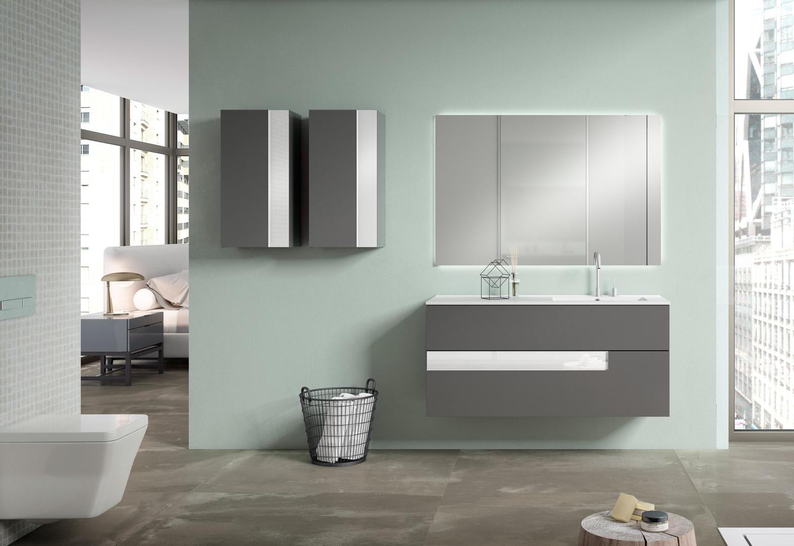 Muebles de ba o tu ducha - Diseno de banos online ...