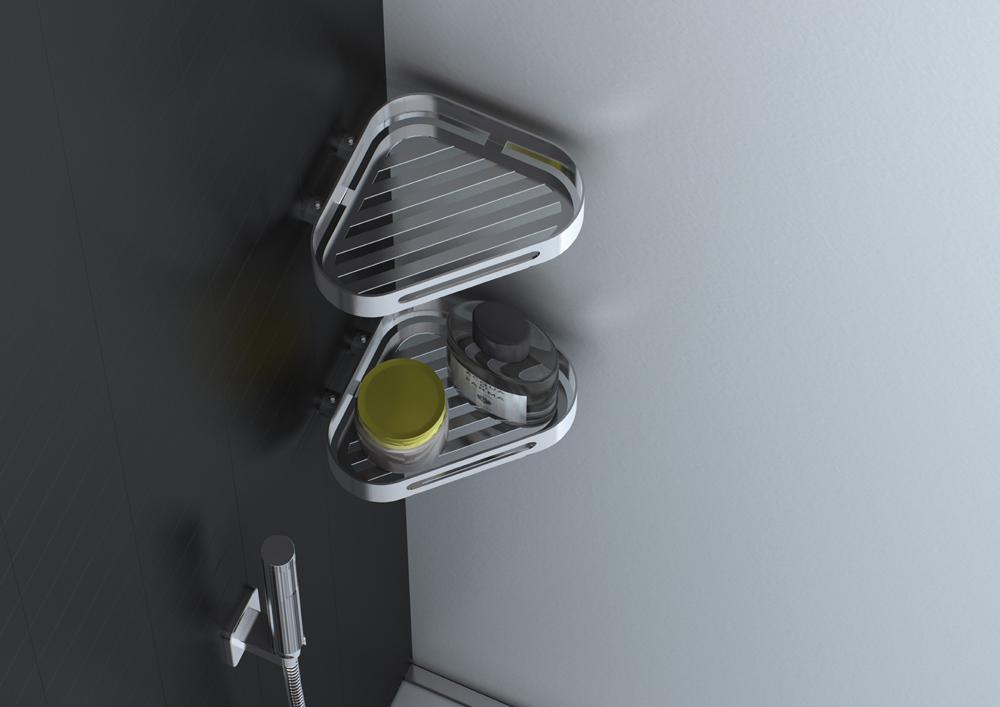 Complementos para tu ducha jaboneras barras de apoyo - Jaboneras para ducha ...