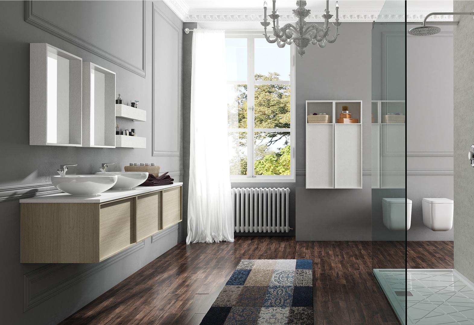 Muebles de ba o tu ducha for Precios de banos modernos